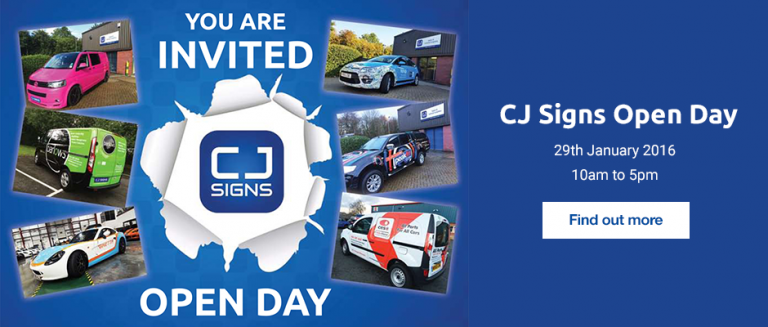 CJ-Signs-Open-Day-29th-January-2016