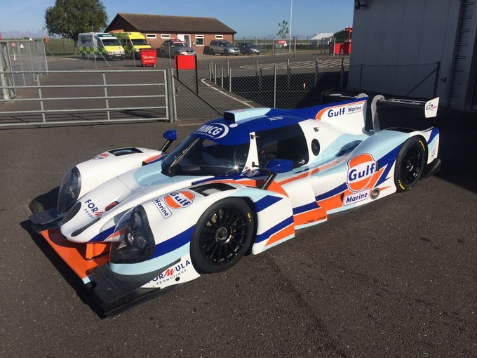 gulf-liveried-ligier-js-p3-car-wrap