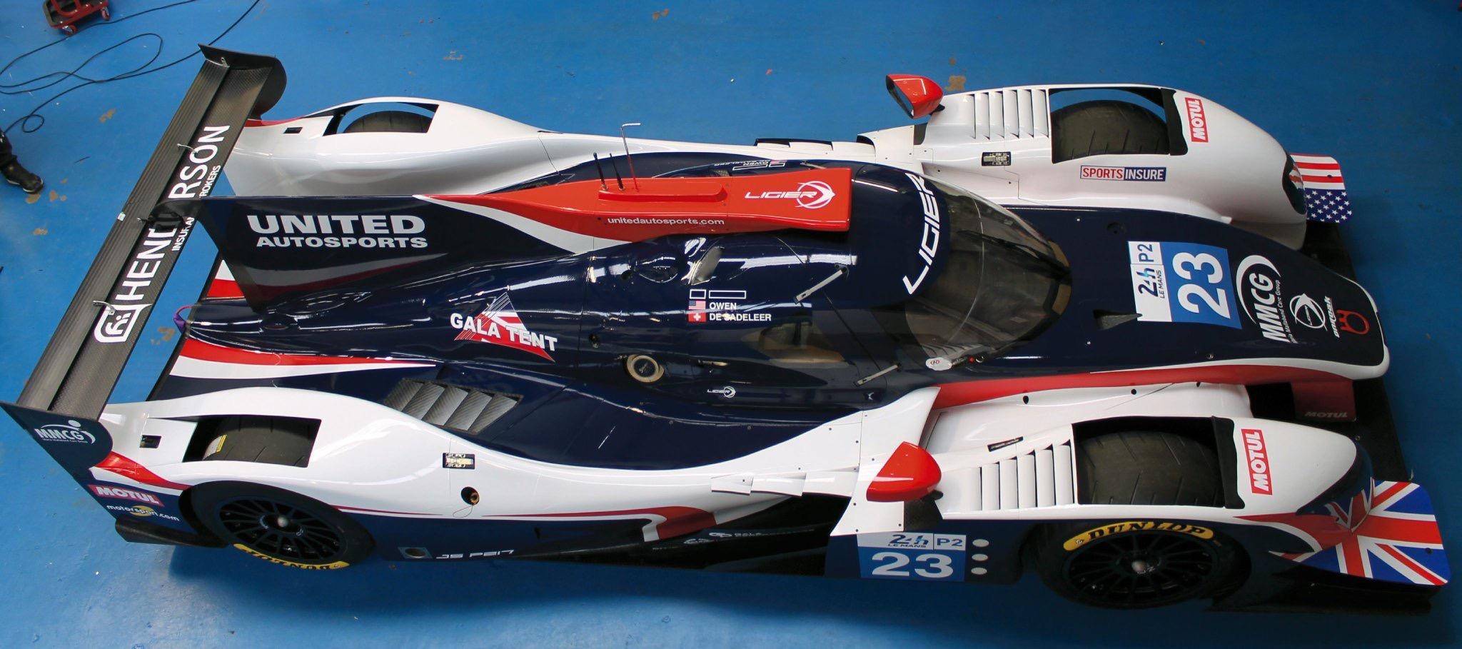 X3 LMP3 United Autosport