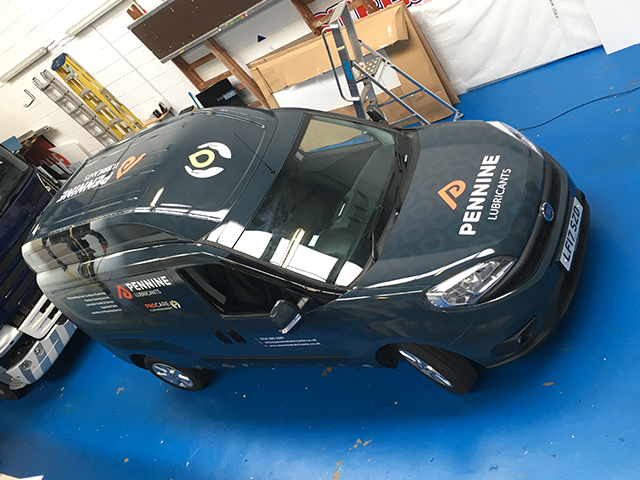 Vehicle-Wrapping-Sheffield