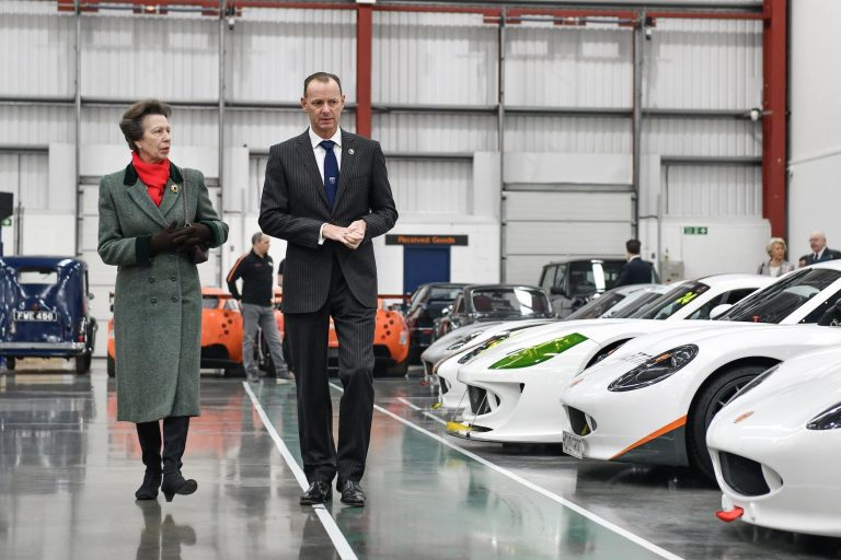 Ginetta Celebrate 60 Years of Manufacturing