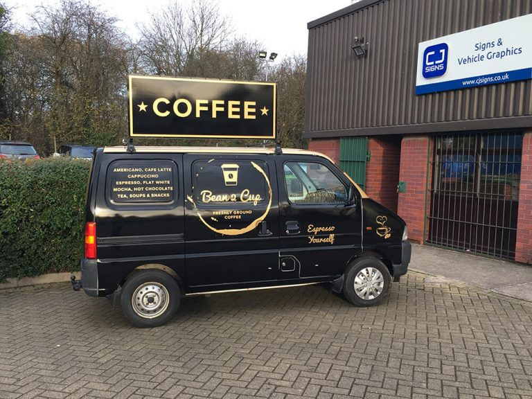 Van Wrapping Sheffield 3