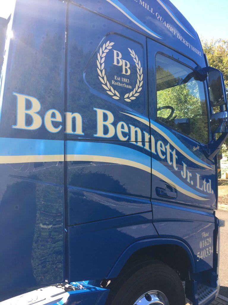 Ben-Bennett-Jnr-Lorry-Graphics-Sheffield