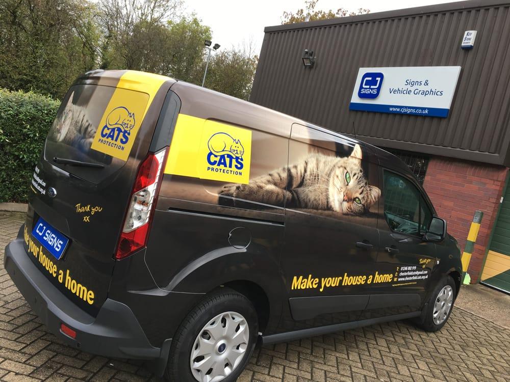 Cats-Protection-Van-Design
