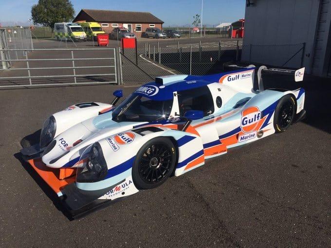 Gulf-liveried-Ligier-JS-P3-Car-Wrap
