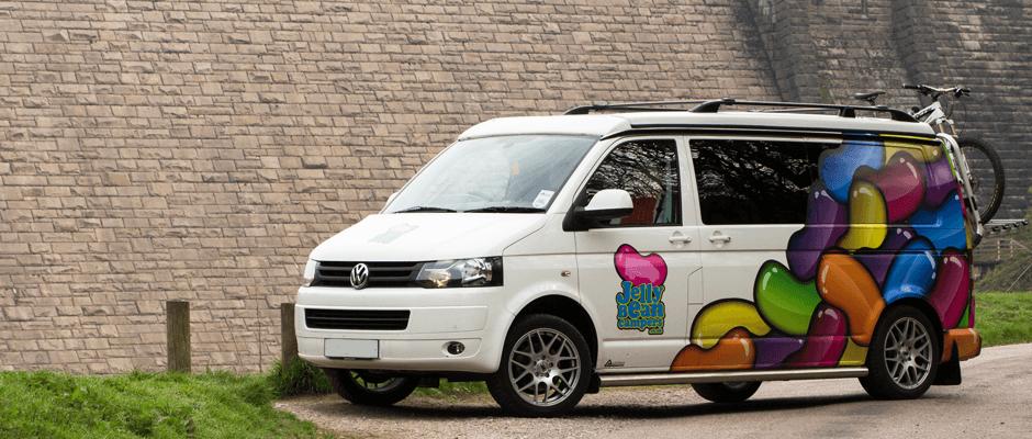 Jelly-Bean-Camper-Van-Graphics