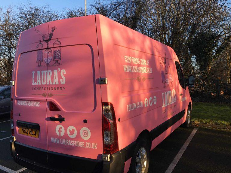 Lauras-Fudge-Full-Van-Wrapping1