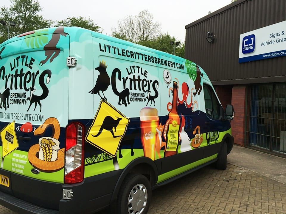 Little-Critters-Transit-Van-Wrapping