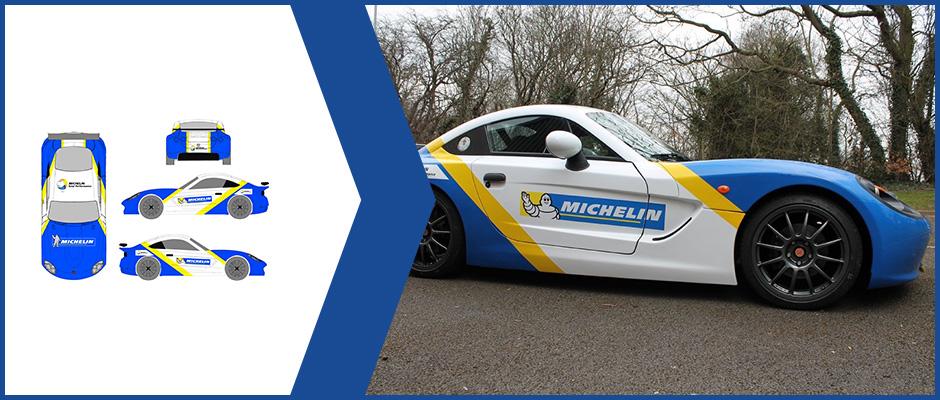 Michelin-Car-Wrap