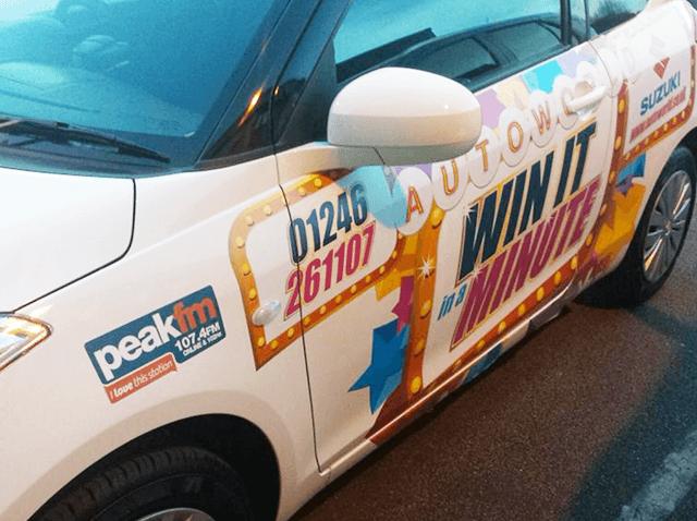 Peak-FM-Car-Graphic