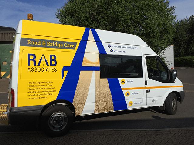 RAB-Van-Graphics