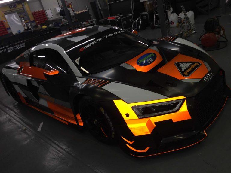 Racing-Wraps