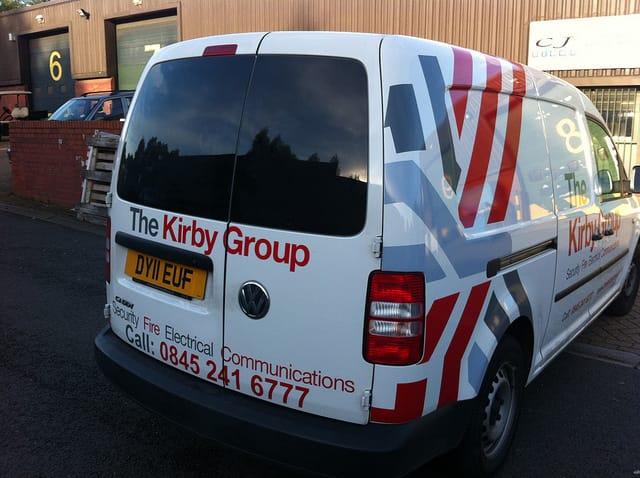 The-Kirby-Grup-Van-Graphics