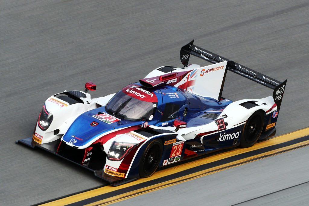 United-Autosports-Ligier-JS-P217