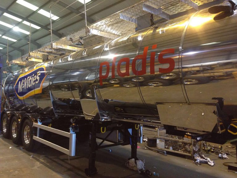 Road Tanker Wraps Gallery 2
