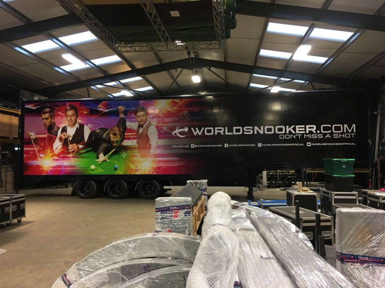 Truck and lorry wrap gallery 2