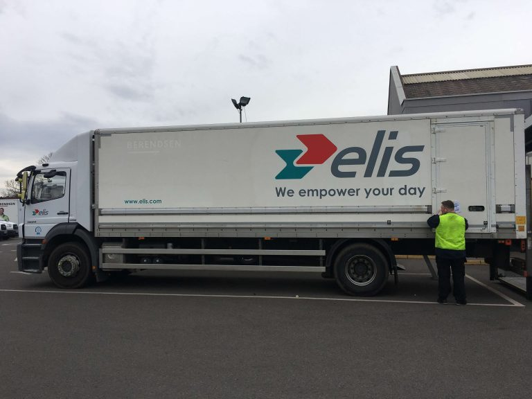 Truck and lorry wrap gallery 3