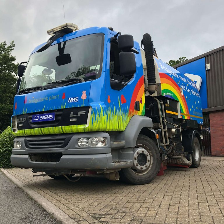 Vehicle Wrapping Gallery 5