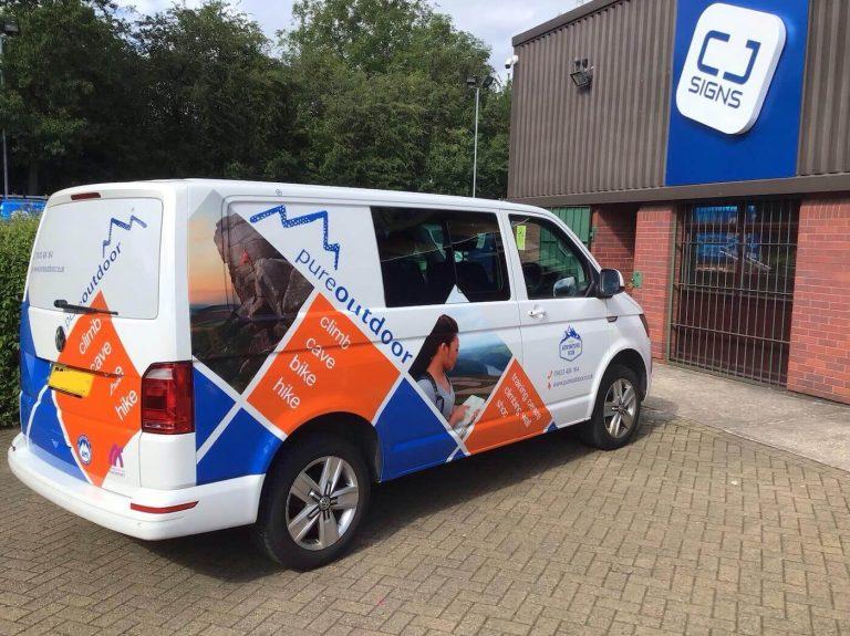 vehicle Graphics Sheffield 2